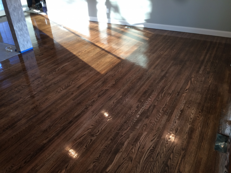 Walnut Wood: Dark Walnut Wood Floors
